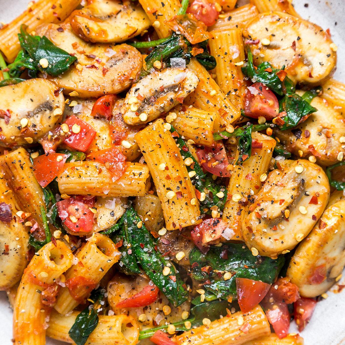 Speedy Tomato Pasta Recipe Deliciously Ella